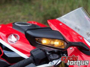 honda cbr1000rr fireblade indicators putty road
