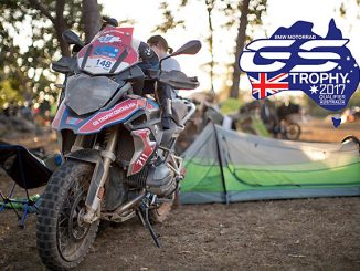 bmw gs trophy australian qualifier