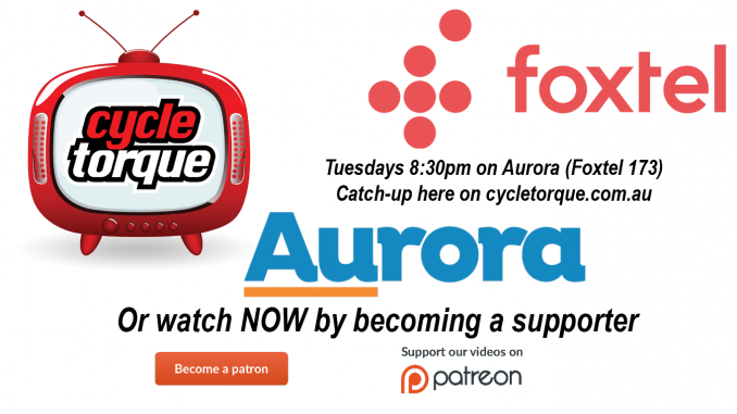 Cycle Torque TV is back!