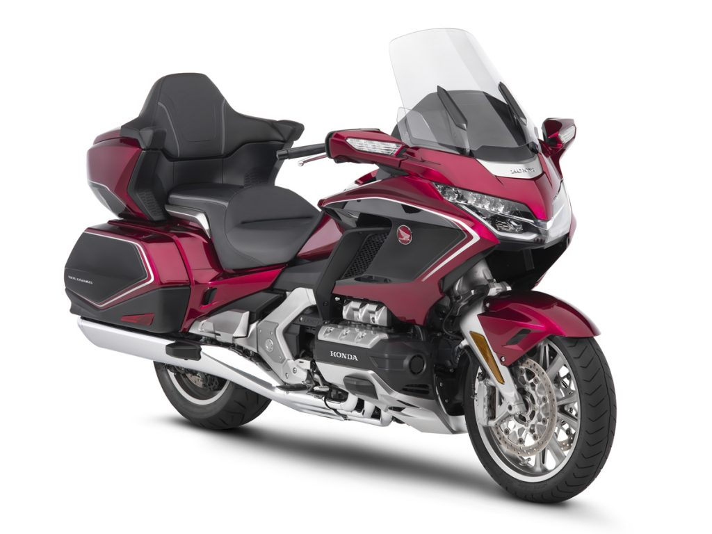 For 2018 Honda Will Offer Three Versions Goldwing Tour And Premium The New Models