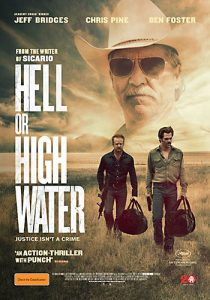hell or high water poster what don't you want