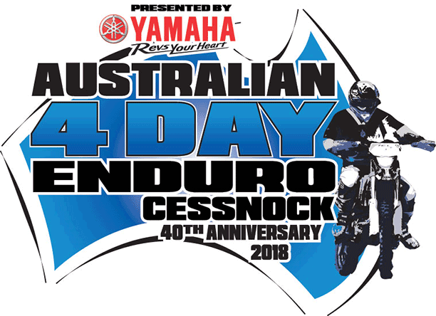 2018 Yamaha A4DE logo Cessnock April
