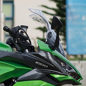 2017 kawasaki ninja 1000 adjustable screen