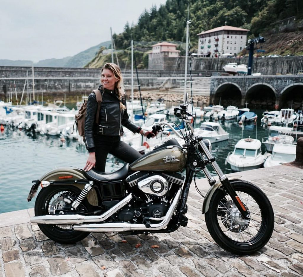 The 'Women in Motorcycling' presentations are a new initiative for the 2017 Sydney Motorcycle Show. Image credit - We are Borja.