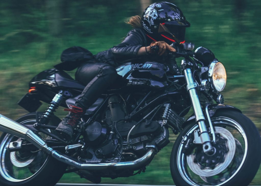 Jacinta Siracusa will host the 'Women in Motorcycling' presentations at the 2017 Sydney Motorcycle Show.