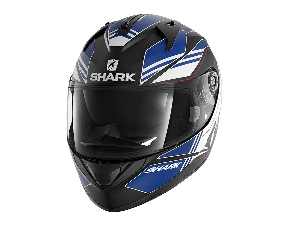 Shark Ridill helmet static front three quarter