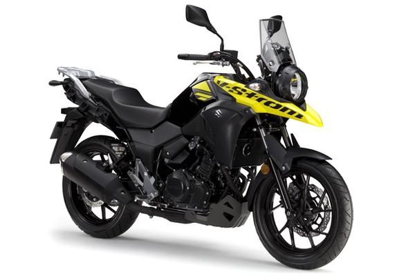 Suzuki launches V-Strom 250 - Cycle Torque