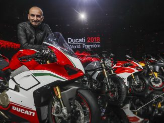 Claudio Domenicali ducati 2018 panigale v4 speciale
