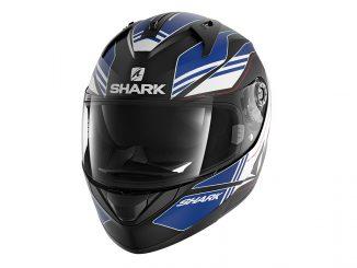 Shark Ridill helmet static front three quarter